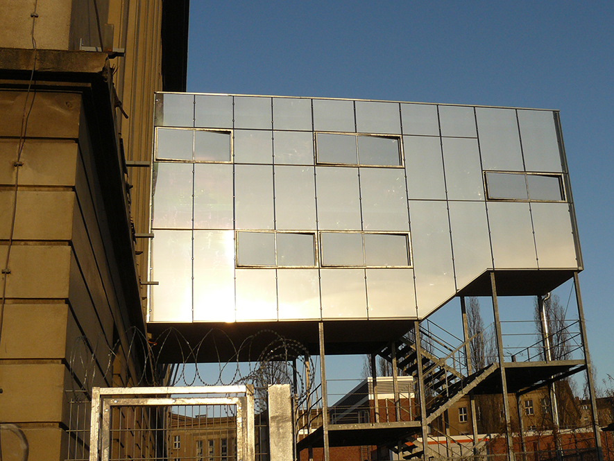 Spiegelfolie und Sonnenschutz