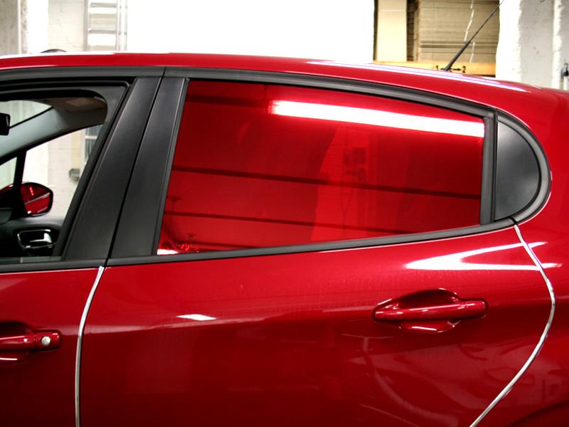 Peugeot 208 Seitenansicht